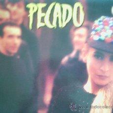Discos de vinilo: PECADO,CALOR DEL 92. Lote 143566153