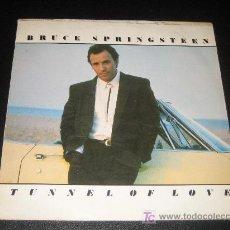 Discos de vinil: BRUCE SPRINGSTEEN - TUNNEL OF LOVE - AÑO 1987. Lote 10553139