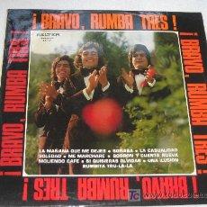 Discos de vinilo: BRAVO, RUMBA TRES ! AÑO 1973. Lote 10554175