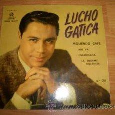 Discos de vinilo: LUCHO GATICA. Lote 17377408