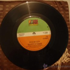 Discos de vinilo: DETROIT SPINNERS ( BODY LANGUAGE - WITH MY EYES )USA-1979 SINGLE45 ATLANTIC. Lote 10544624
