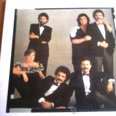 Discos de vinilo: MOCEDADES - 1982 - CON LETRA DE SUS CANCIONES. Lote 10549760