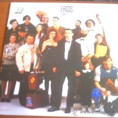 Discos de vinilo: EROS RAMAZZOTTI - CON LA LETRA DE LAS CANCIONES - 1990. Lote 24736333