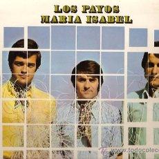 Discos de vinilo: LOS PAYOS LP SELLO HISPAVOX EDITADO EN HOLANDA. Lote 10550651