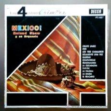 Vinyl records - ROLAND SHAW Y SU ORQUESTA - MÉXICO - FASE 4 ESTEREO - LP COLUMBIA DECCA 1963 - 12299110