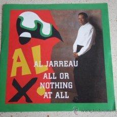 Discos de vinilo: AL JARREAU ( ALL OR NOTHING AT ALL - HEART'S HORIZON ) GERMANY-1988 SINGLE45 WEA. Lote 10570915
