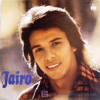 JAIRO (Música - Discos - LP Vinilo - Solistas Españoles de los 70 a la actualidad)