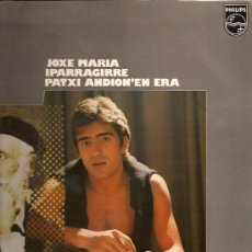 Discos de vinilo: PATXI ANDION LP SELLO PHILIPS AÑO 1973. Lote 10589710