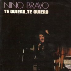 Discos de vinilo: NINO BRAVO LP SELLO POLYDOR AÑO 1970 SU PRIMER LP. Lote 10589795