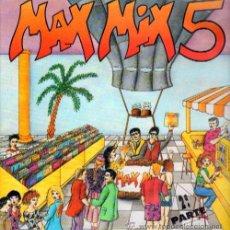 Disques de vinyle: MAX MIX 5 DOBLE LP 2ª PARTE D-VARIOS-055. Lote 13729431