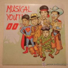 Discos de vinilo: MUSICAL YOUTH ( 007 - DO YOU WANT MY LOVE ) ENGLAND-183 SINGLE45 AIR JAMAICA. Lote 10601369