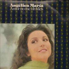 Discos de vinilo: ANGELICA MARIA LP SELLO CBS AÑO 1976. Lote 10604532