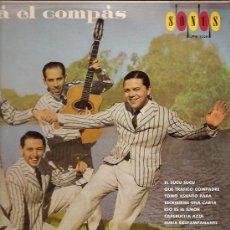 Discos de vinilo: LOS MAC KE MAC´S LP SELLO SONUS EDITADO EN VENEZUELA. Lote 10604829