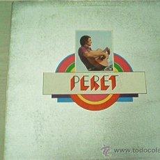 Discos de vinilo: LP. PERET. AÑO 1971. Lote 10606913