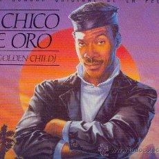 Discos de vinilo: EL CHICO DE ORO - THE GOLDEN CHILD-LP BANDA SONORA ORIGINAL MUSICA M.COLOMBIER Y VARIOS 1986 SPA. Lote 10611649
