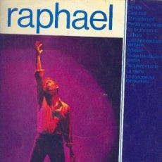 Discos de vinilo: RAPHAEL LP RAPHAEL 1968 HISPAVOX HH 11-95 CANCIONES EN PORTADA. Lote 10612297