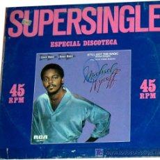 Discos de vinilo: MICHAEL WYCOFF - STILL GOT THE MAGIC - 1982. Lote 10662233