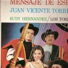 Discos de vinilo: RUDY HERNANDEZ / LOS TORREALBEROS LP SELLO VELVET EDITADO EN VENEZUELA.. Lote 10639582