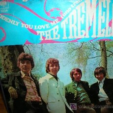 Discos de vinilo: THE TREMELOES-SUDDENLY YOU LOVE ME. Lote 27095268