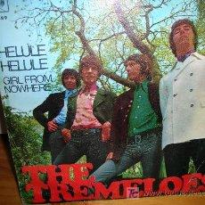 Discos de vinilo: THE TREMELOES-HELULE HELULE. Lote 27095264