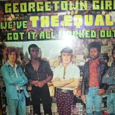Discos de vinilo: THE EQUALS-GEORGETOWN GIRL. Lote 27582810