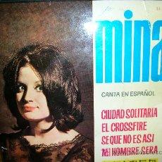 Discos de vinilo: MINA E.P.. Lote 26822175