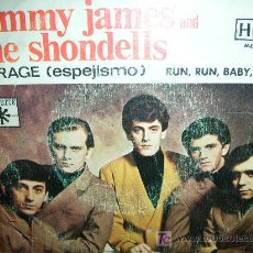Discos de vinilo: TOMMY JAMES AND THE SHONDELLS-MIRAGE. Lote 27151251