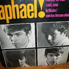 Discos de vinilo: RAPHAEL E.P.. Lote 27425052