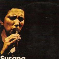 Discos de vinilo: SUSANA RINALDI LP SELLO CBS EDITADO EN ESPAÑA AÑO 1976. Lote 10667574