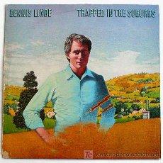 Discos de vinilo: DENNY LINDE ··· TRAPPED IN THE SUBURS - (LP 33 RPM). Lote 22580686