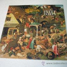 Discos de vinilo: 2LP FLEET FOXES ( FLEET FOXES + SUN GIANT EP) VINILO FOLK NEIL YOUNG EDICION AMERICANA. Lote 175620814
