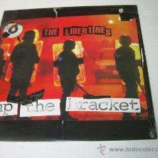 Discos de vinilo: LP THE LIBERTINES UP THE BRACKET PETE DOHERTY PUNK VINILO. Lote 136359912