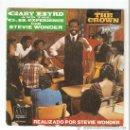 Discos de vinilo: GARY BYRD AND THE G.B. EXPERIEN GE CON STEVIE WONDER. Lote 27116040