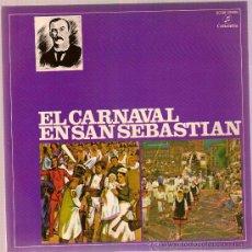 Discos de vinilo: DISCO VINILO EP ECGE 70996 CARNAVAL EN SAN SEBASTIAN - MARCHA DE SAN SEBASTIAN-TATIAGO ED COLUMBIA. Lote 10767716