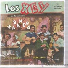Discos de vinilo: EP LOS XEY - LA PALOMA . Lote 23122127
