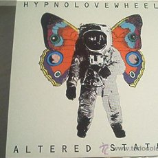 Discos de vinilo: LP. HYPNOLOVEWHEEL. ATERED STATES. AÑO 1993. VINILO VIOLETA. Lote 10797547