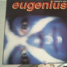 Discos de vinilo: MAXI LP. EUGENIUS. CAESAR´S VEIN. Lote 10799810