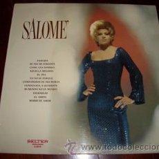 Discos de vinilo: SALOME. Lote 13846054