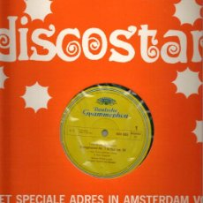 Discos de vinilo: DEUTSCHE GRAMMOPHON: HERBERT VON KARAJAN. LUDWIG VAN BEETHOVEN. SYMPHONIE Nº 7 A-DUR, OP. 92.. Lote 19728784