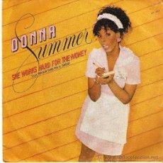 Discos de vinilo: DONNA SUMMER. Lote 27440826