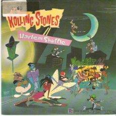 Discos de vinilo: THE ROLLING STONES - HARLEM SHUFFLE ** PROMOCIONAL ESPAÑA CBS 1986. Lote 11768610