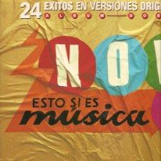 Discos de vinilo: DOBLE LP NOW 4: QUEEN + PET SHOP BOYS + GENESIS + OMD + HEAVEN 17 + HUMAN LEAGUE + ETC . Lote 23532323