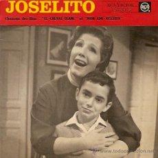 Discos de vinilo: JOSELITO EP SELLO RCA VICTOR EDITADO EN FRANCIA. Lote 10965796