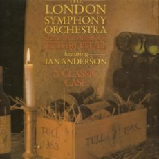 Discos de vinilo: LP LA LONDON SYMPHONY ORCHESTRA TOCA TEMAS DE JETHRO TULL. Lote 18091003