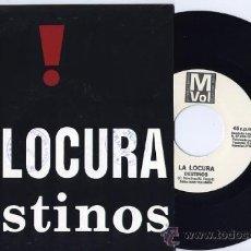 Discos de vinilo: LA LOCURA 7