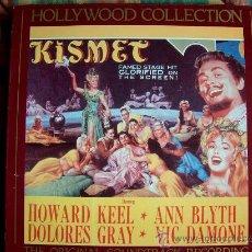 Discos de vinilo: LP - KISMET - BANDA SONORA ORIGINAL - EDICION HOLANDESA DE CBS. Lote 29538900