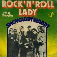 Discos de vinilo: SHOWADDYWADDY - ROCK ´N´ ROLL LADY . Lote 11001889