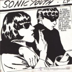 Discos de vinilo: LP SONIC YOUTH GOO VINYL VINILO 180 G + DESCARGA MP3. Lote 30581232