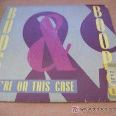 Discos de vinilo - BUDS & BOOPS ( WE'RE ON THIS CASE ) SINGLE ESPAÑA PROMO (EPI01) - 11031231