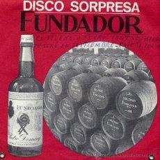 Discos de vinilo: LOS INDONESIOS (DISCO SORPRESA FUDADOR). Lote 11056175